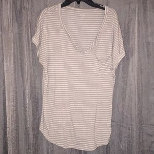 Old Navy V-Neck Relaxed Tee